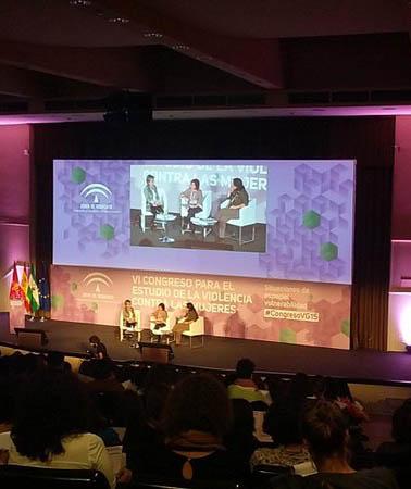 Whatever Marketing Social Media VI Congreso Estudio Violencia de Género